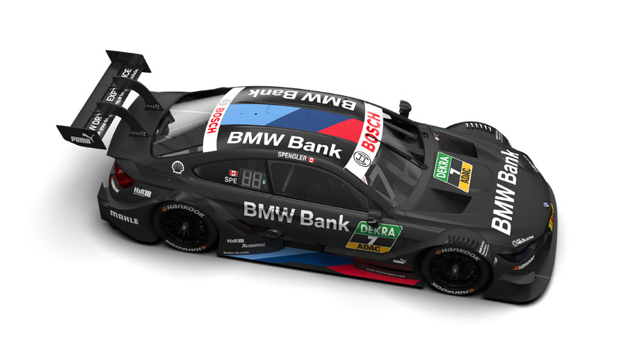 #7 Bruno Spengler, BMW Team RBM, BMW Bank M4 DTM