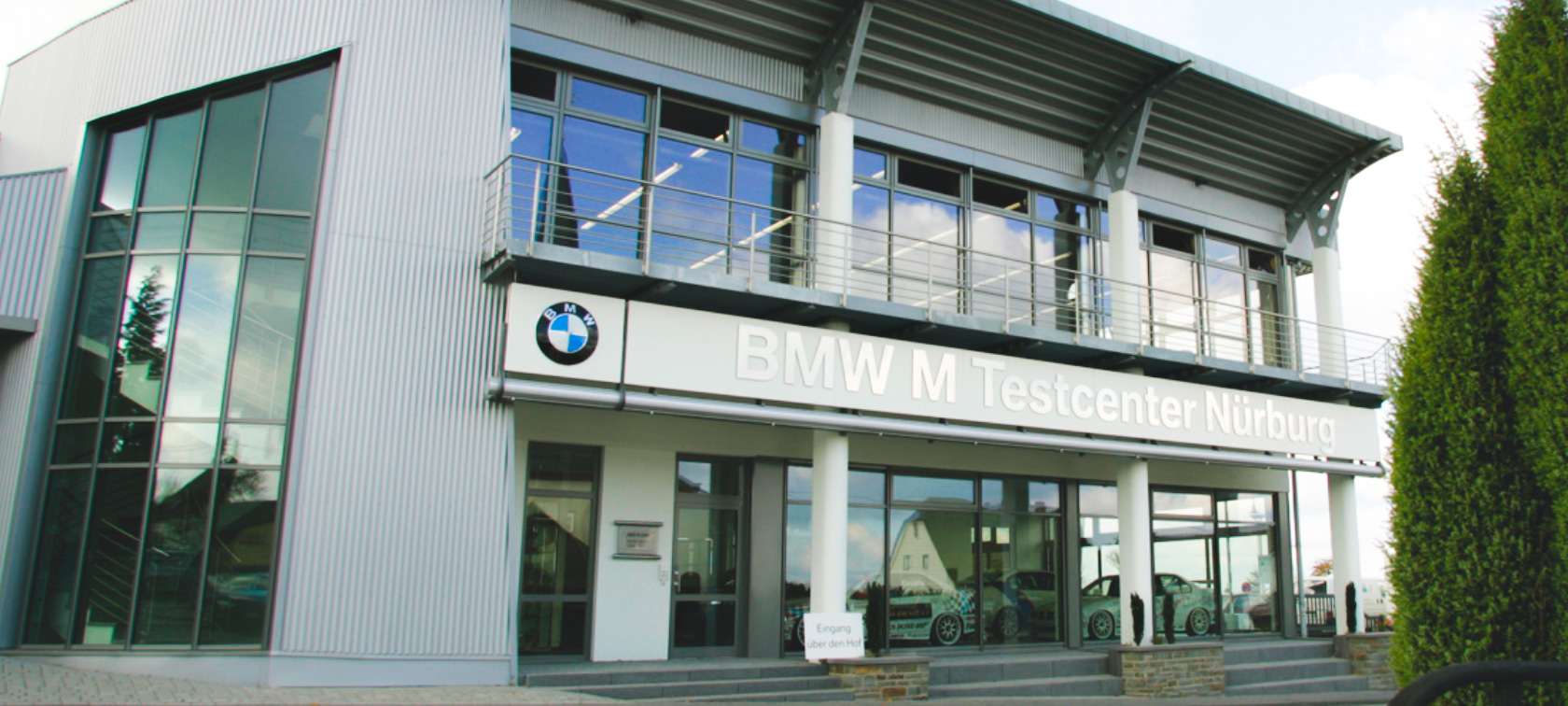 BMW M Test Center
