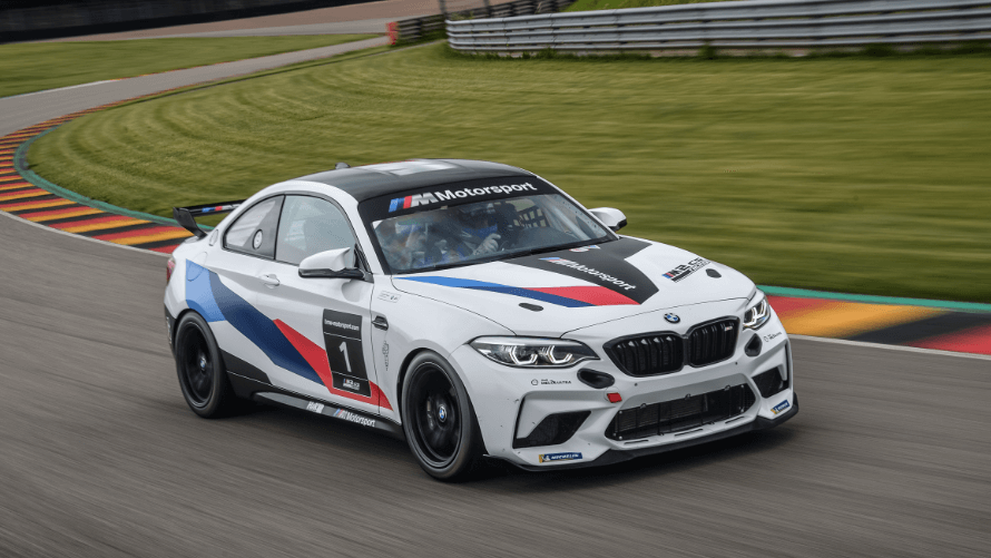 BMW M2 CS Racing