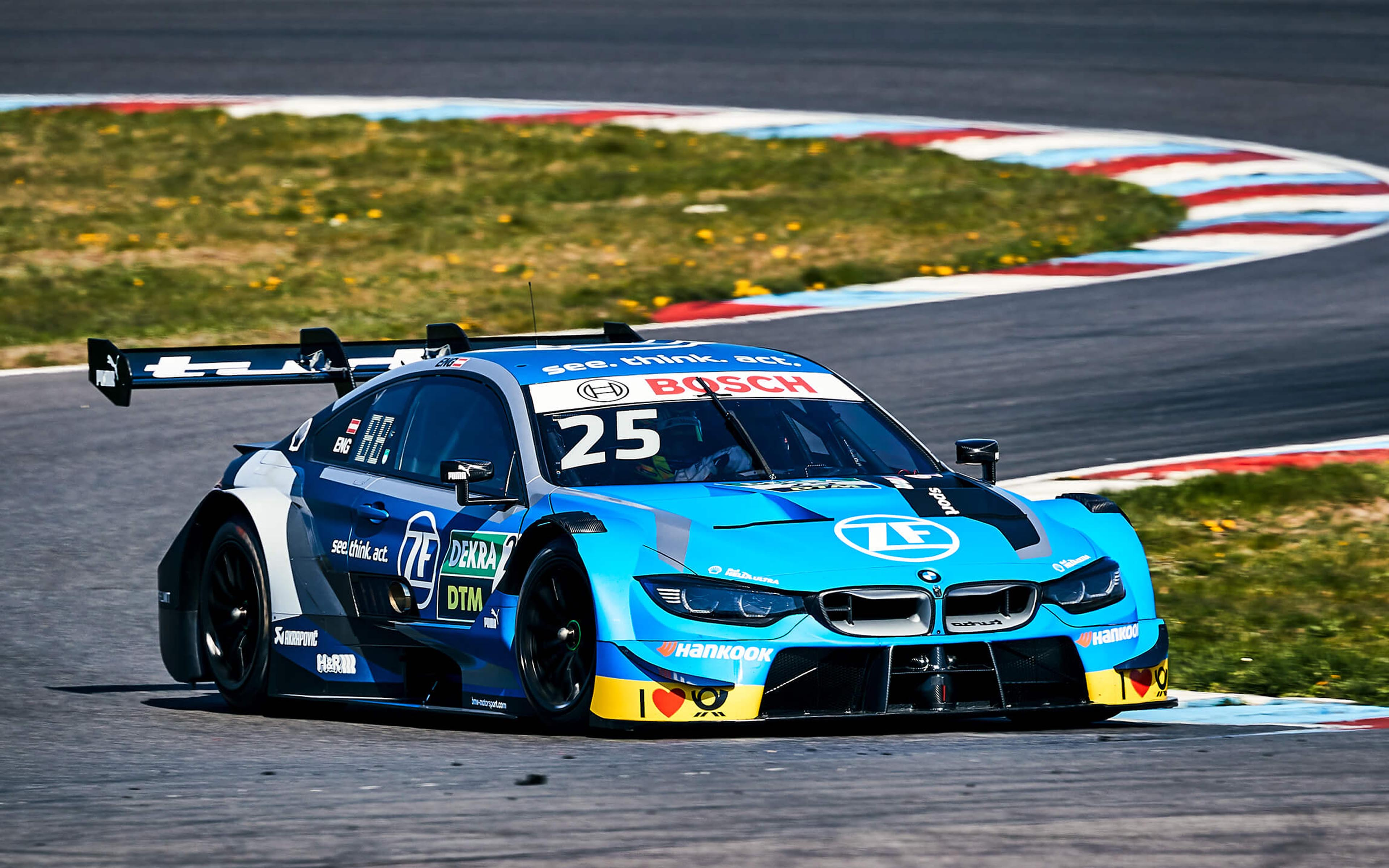 BMW M4 DTM Turbo - 2019