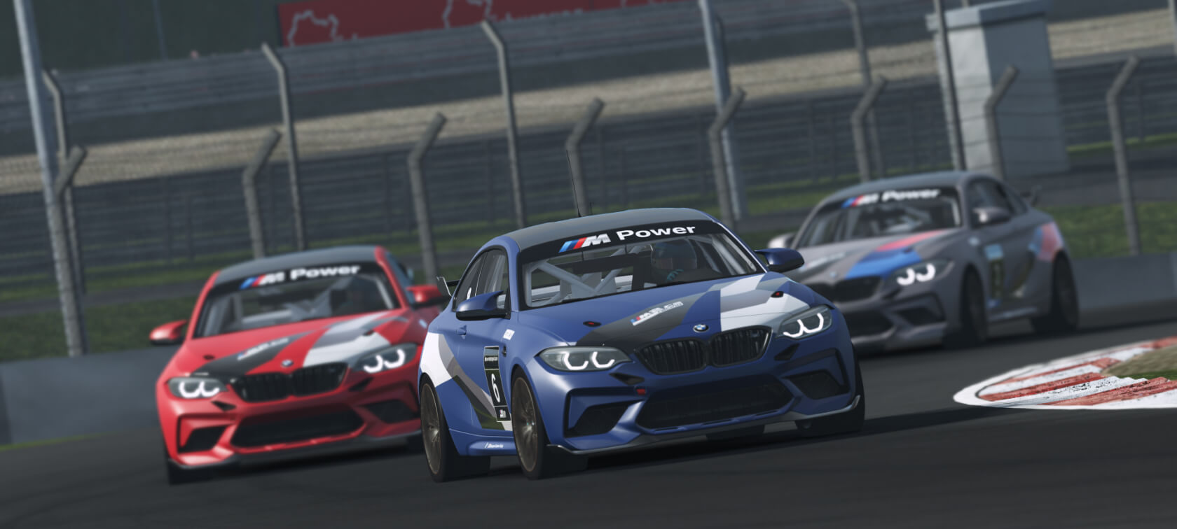 BMW SIM M2 CS Racing Cup