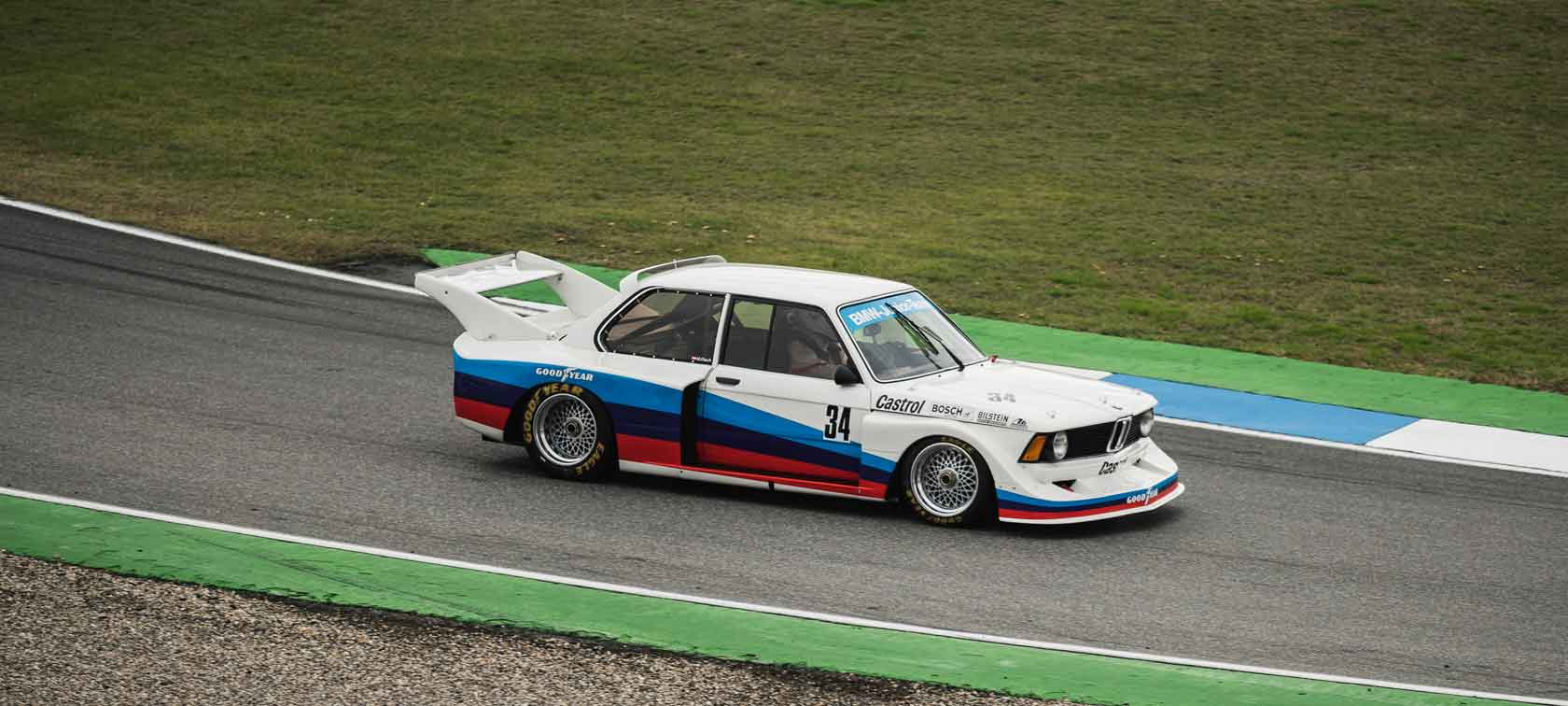 BMW 320 Group 5