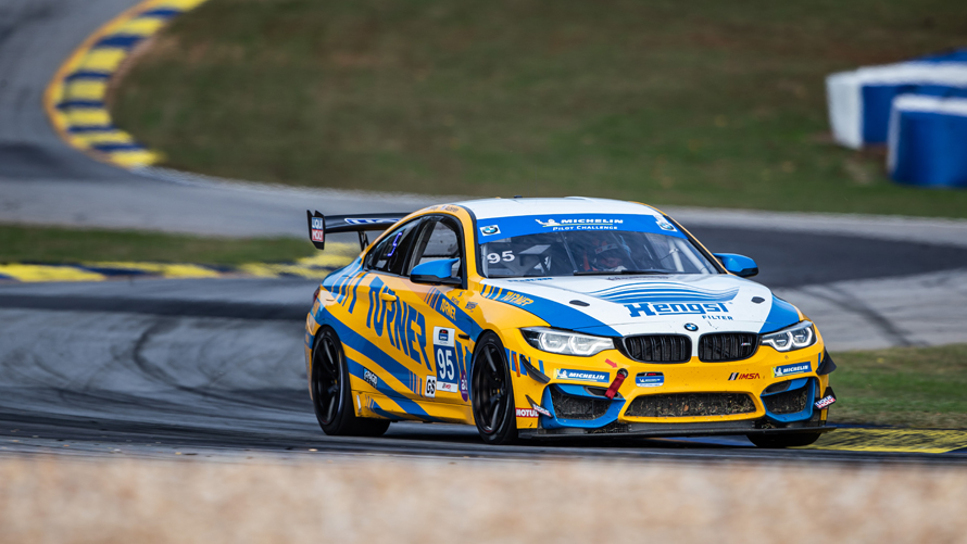 Michelin Pilot Challenge, BMW M4 GT4, Turner Motorsport