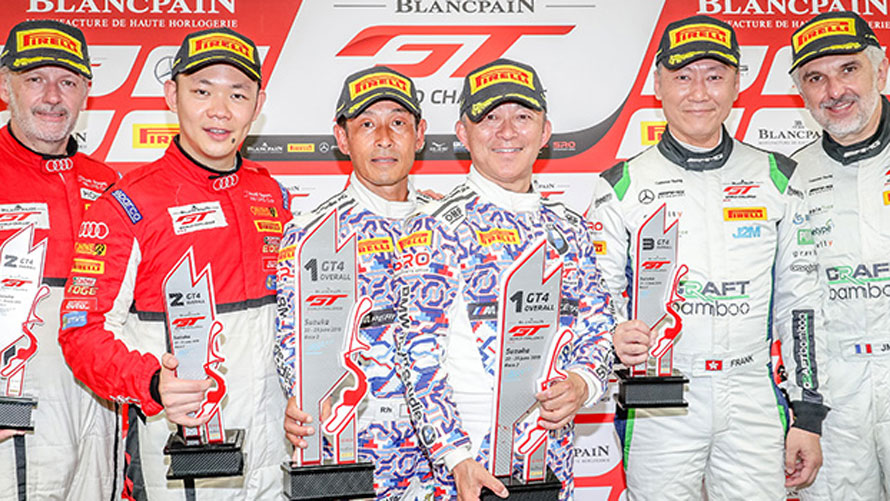 Blancpain GT Challenge Asia