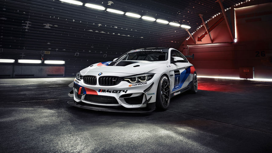 BMW M4 GT4, iRacing