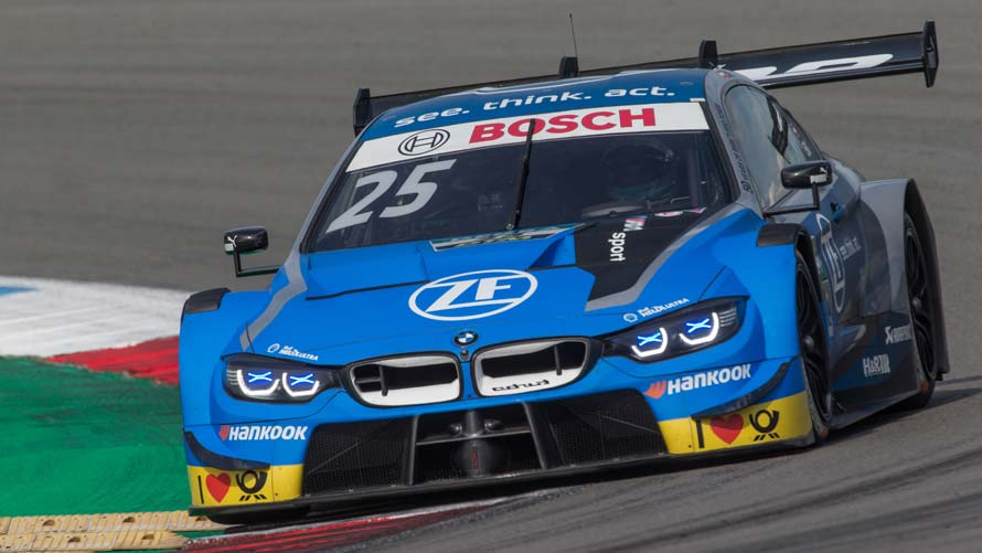 Philipp Eng, ZF BMW M4 DTM
