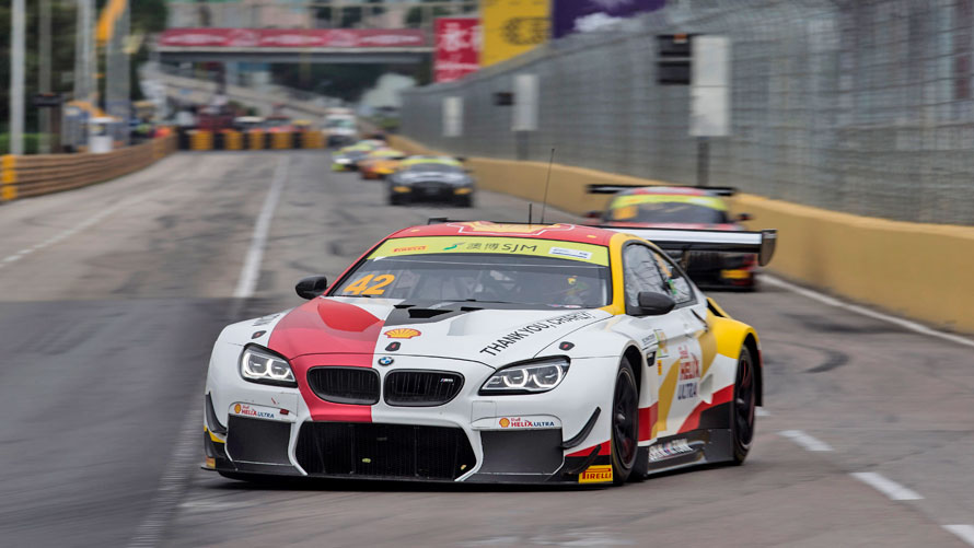 FIA GT World Cp Macau