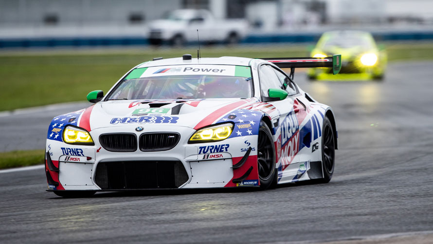 BMW M6 GT3, Turner Motorsport