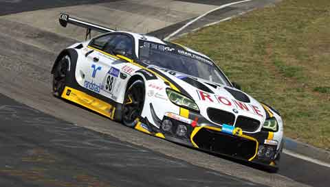 BMW Motorsport Website