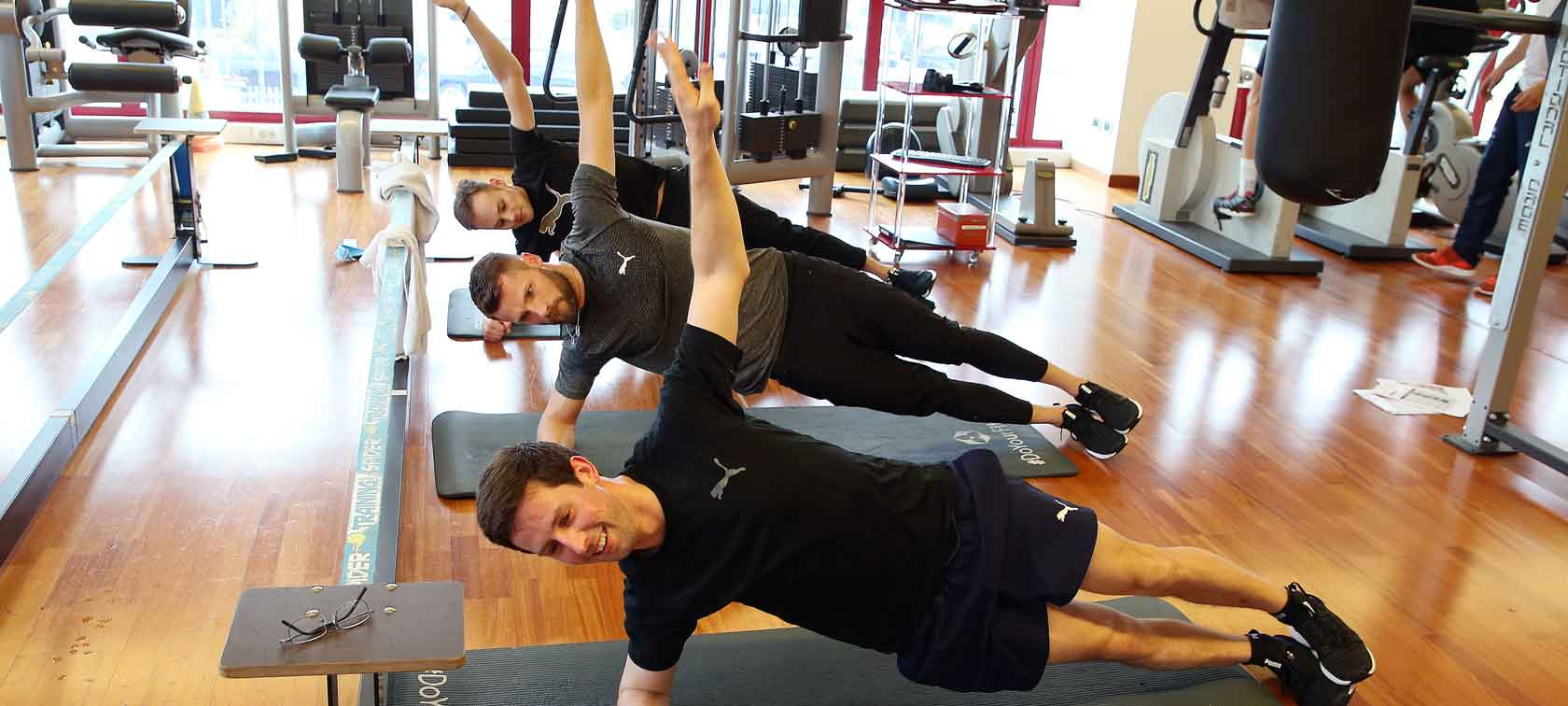 WEC, Formel E Fitness-Camp